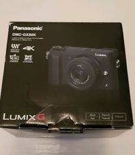 Panasonic Lumix DMC-GX80K 4K Compacts Camera