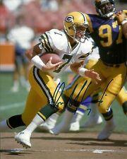 "Packers Legendary QB  DON MAJKOWSKI Signed 8x10 Photo #4 AUTO ""MAJIK-MAN!"""