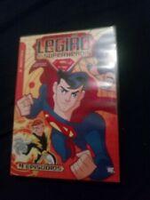 Legiao dos Super-Herois vol 2 4 episodes dvd