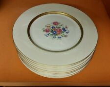 Theodore Haviland New York Gainsborough 8 Dinner Plates