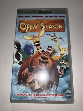 Open Season UMD Movie (PSP) Pre-Owned Tested Working 🚛 Fast Free Shipping