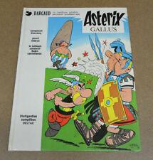 UDERZO - ASTERIX - 1 - ASTERIX GALLUS - EN LATIN + LEXIQUE - REE 1978 ( TTBE )