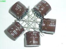 20pcs 10V1800UF 10V SXF 16X15mm NIPPON 105℃ low profile Electrolytic Capacitors