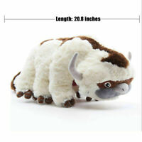 The Last Airbender Resource Appa Avatar Stuffed Plush Cuddle Doll Xmas Gift 20""