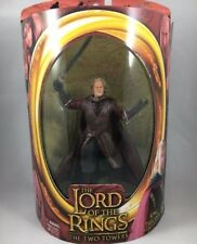 Lord of the Rings Two Towers King Theoden Sword Attack Action Figure