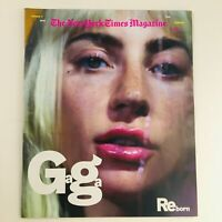 The New York Times Magazine October 7 2018 Lady Gaga is Reborn & Culture Issue