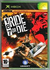 Xbox 187 Ride Or Die (2005), Brand New Microsoft Factory Sealed