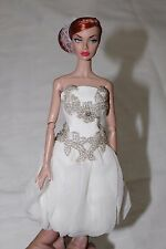 Integrity Fashion Royalty Mood Changers Poppy Parker Nude doll with artist made