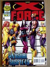 X-FORCE n°54 1996 ed. Marvel Comics   [SA11]