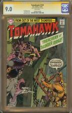 Tomahawk #129 CGC 9.0 Signature Series NEAL ADAMS