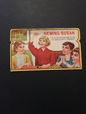 "Vintage 1968 Sewing Susan Needle Book (Marked ""Japan"")"