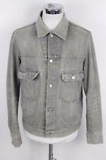HELMUT LANG 48 giubbino giubbotto jeans denim jacket coat E5171