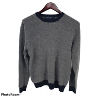 Polo Golf Ralph Lauren Cashmere Wool Crew Neck Pullover Sweater Mens Medium *
