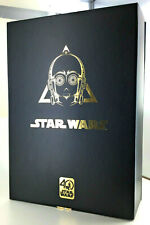 Star Wars C-3PO 40th Limited Edition 871/999 Designed by PARASITE Licensed OPAL