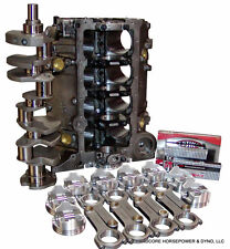 400ci Small Block Chevy Parts Kit; DIY Turbo Short Block 2pc RMS up to 750hp