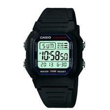 Casio Classic Men's Digital Quartz LED Blacklight Resin Watch W800H-1AV