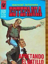 LOTE 50 NOVELAS DEL OESTE DEL OESTE DE  M.L. ESTEFANIA BUEN ESTADO