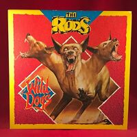 THE RODS Wild Dogs 1982 UK Arista label Vinyl LP  EXCELLENT CONDITION US BAND