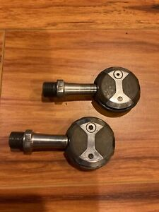 (PAIR) Speedplay  Stainless Bicycle Pedals