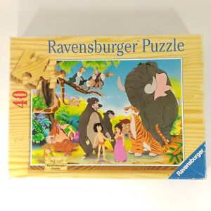 Ravensburger Puzzle Walt Disney The Jungle Book 40 Pieces
