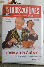 DVD l'aile ou la cuisse neuf emballé louis de funes coluche