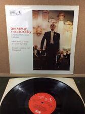 Vinyl LP USSR Melodiya - YEVGENY MRAVINSKY - Bartok strings, Honegger EXCELLENT