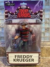 NECA Toony Terrors FREDDY KRUEGER Nightmare on Elm St. Action Figure MOC