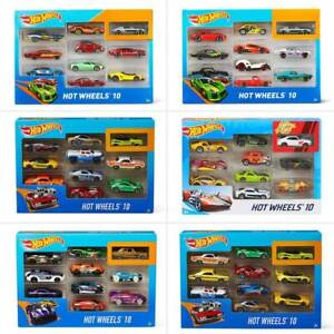 Hot Wheels 10 Car Pack - Assorted*