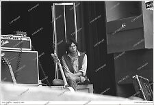 Neil Young RARE 19x13 1969 LIVE PHOTO 3rd CSNY Gig - LTD. ED. From Original Neg
