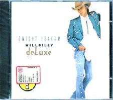 DWIGHT YOAKAM - HILLBILLY DELUXE - CD (NUOVO SIGILLATO)