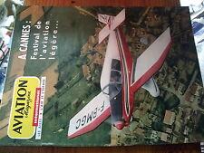 µ?. Revue Aviation magazine n°396 Couzinet B-70 Du Marquis au RF-3 à Cannes