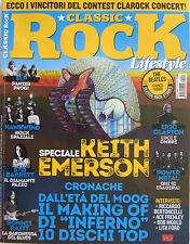 CLASSIC ROCK 42 2016 Emerson Lake Palmer Syd Barrett Hawkwind Bonnie Raitt AC/DC