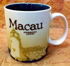 STARBUCKS ICON MUG - MACAU - MOC