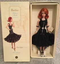 HAUT MONDE SILKSTONE BARBIE DOLL 2007 FASHION MODEL L9604 GOLD LABEL NRFB MINT