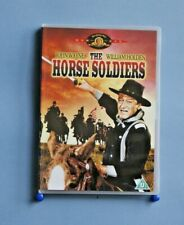 HORSE SOLDIERS – JOHN WAYNE & WILLIAM HOLDEN -- 2004 DVD OF THE 1959 FILM