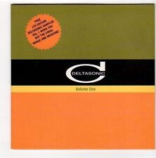(FA506) Deltasonic, Vol One sampler - 2003 DJ CD