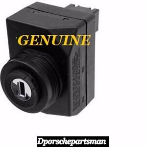 Porsche 911 / Boxster / Cayman Ignition Switch( Control module ) GENUINE NEW#NS