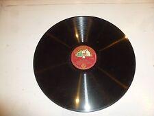 the GLASGOW ORPHEUS CHOIR - All In the April Evening - hmv 78 Vinyl Record