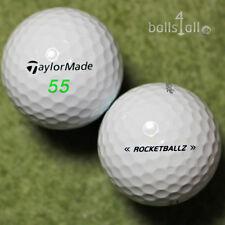 50 Golfbälle Taylor Made RocketBallz AAA/AAAA Rocket Ballz RBZ Lakeballs Golf