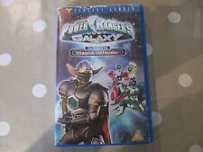 Power Rangers Lost Galaxy - The Return Of The Magna Defender Video (VHS, 2000)
