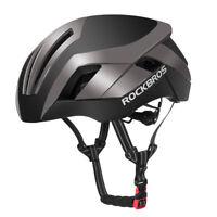 ROCKBROS Bike Helmet Cycling EPS Integrally Helmet 3 in 1 Ti Color Size 57-62cm