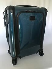 Tumi Tegra-Lite Max Continental Expandable Carry-On Case Blue 28721