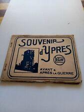 More details for souvenir d'ypres