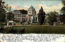 Bad Oeynhausen Ravensberger Mulde 1906 Soolbad Königliches Kurhaus Kurpark Park