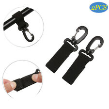 Shopping Bag Clip Stroller Hooks Pram Carriage Hanger Wheelchair Accessories