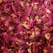 Dried Rose Petals 50g - 1kg, Wedding Confetti, Natural Room Fragrance