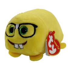 TY Beanie Boos - Teeny Tys Stackable Plush - Emoji - DORK (4 inch) - MWMTs Boo