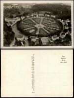 Ansichtskarte Putbus Luftbild Platz 1932