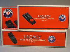 LIONEL LEGACY CAB-1L/BASE-1L COMMAND SET o gauge train control 6-37147 NEW