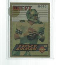 1994 COLLECTOR'S EDGE F/X TROY AIKMAN #3